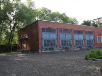 Кемерово, улица Мичурина, дом 35Б. хозяйственный корпус