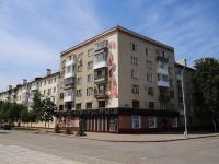 Кемерово, улица Весенняя, дом 1. многоквартирный дом
