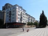 Кемерово, улица Весенняя, дом 2. многоквартирный дом