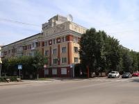 Кемерово, улица Весенняя, дом 4. многоквартирный дом