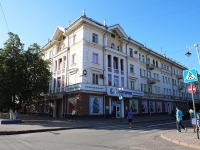 Кемерово, улица Весенняя, дом 9. многоквартирный дом