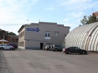Кемерово, Советский проспект, дом 2/7. офисное здание