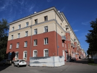 Кемерово, Советский проспект, дом 24. многоквартирный дом