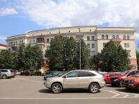 Кемерово, улица Орджоникидзе, дом 3. многоквартирный дом