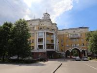 Кемерово, улица Орджоникидзе, дом 4. многоквартирный дом