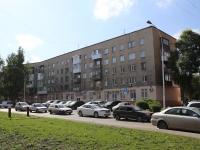 Кемерово, улица Рукавишникова, дом 1. многоквартирный дом