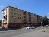 Кемерово, улица Рукавишникова, дом 3. многоквартирный дом