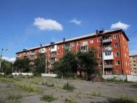 Кемерово, улица Рукавишникова, дом 7. многоквартирный дом