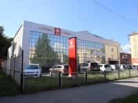 Кемерово, улица Рукавишникова, дом 9А. многофункциональное здание