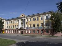Кемерово, улица Рукавишникова, дом 12. офисное здание