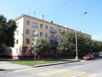 Кемерово, улица Рукавишникова, дом 13. многоквартирный дом