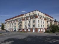 Кемерово, улица Рукавишникова, дом 14. многоквартирный дом