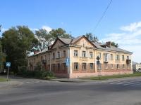 Кемерово, улица Рукавишникова, дом 16. многоквартирный дом