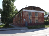 Кемерово, улица Рукавишникова, дом 17. многоквартирный дом