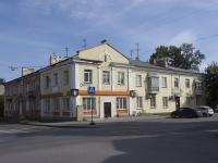 Кемерово, улица Черняховского, дом 4. многоквартирный дом