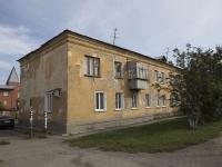 Кемерово, улица Черняховского, дом 10. многоквартирный дом
