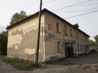 Кемерово, улица Черняховского, дом 17Б. многоквартирный дом