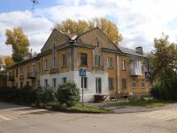 Кемерово, улица Чкалова, дом 2. многоквартирный дом