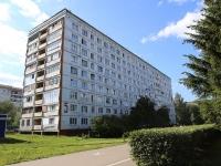 Кемерово, Ленинградский проспект, дом 5. общежитие