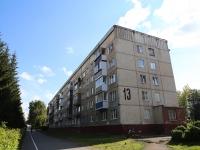 Кемерово, Ленинградский проспект, дом 13. многоквартирный дом