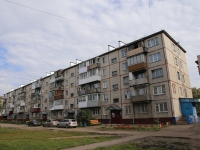 Кемерово, Ленинградский проспект, дом 13А. многоквартирный дом