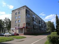 Кемерово, Ленинградский проспект, дом 15. многоквартирный дом