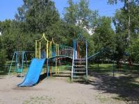 Кемерово, Шахтёров проспект. детская площадка