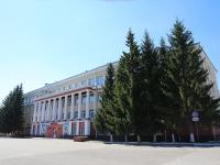 Кемерово, улица Боброва, дом 2. гимназия №1