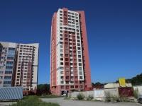 Кемерово, набережная Притомская, дом 25. многоквартирный дом