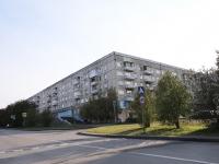 Кемерово, Строителей бульвар, дом 7. многоквартирный дом