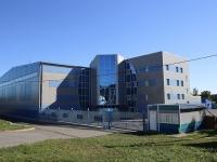 Кемерово, улица Гончарная, дом 2. офисное здание