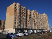 Кемерово, улица Марковцева, дом 10. многоквартирный дом