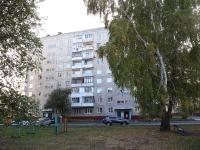 Кемерово, улица Марковцева, дом 12. многоквартирный дом