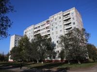 Кемерово, улица Марковцева, дом 12Б. многоквартирный дом