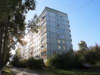 Кемерово, улица Марковцева, дом 14. многоквартирный дом