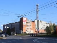 Кемерово, улица Марковцева, дом 19. офисное здание