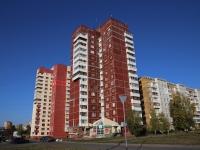Кемерово, улица Марковцева, дом 22. многоквартирный дом