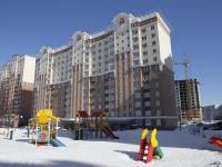 Kemerovo, st Volgogradskaya, house 1. Apartment house