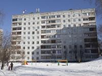 Кемерово, улица Волгоградская, дом 4. многоквартирный дом