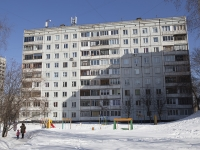 Kemerovo, st Volgogradskaya, house 4. Apartment house