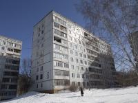 Кемерово, улица Волгоградская, дом 6. многоквартирный дом