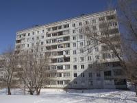Кемерово, улица Волгоградская, дом 8. многоквартирный дом