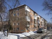 Кемерово, улица Волгоградская, дом 13. многоквартирный дом