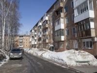Кемерово, улица Волгоградская, дом 15. многоквартирный дом