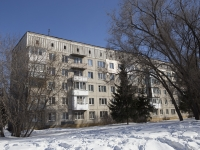 Кемерово, улица Волгоградская, дом 18. многоквартирный дом