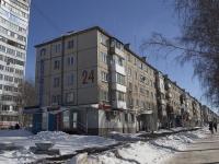 Кемерово, улица Волгоградская, дом 24. многоквартирный дом
