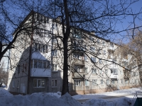 Кемерово, улица Волгоградская, дом 24А. многоквартирный дом