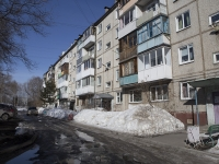 Кемерово, улица Волгоградская, дом 24Б. многоквартирный дом