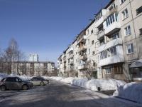 Кемерово, улица Волгоградская, дом 26А. многоквартирный дом