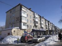 Кемерово, улица Волгоградская, дом 30. многоквартирный дом